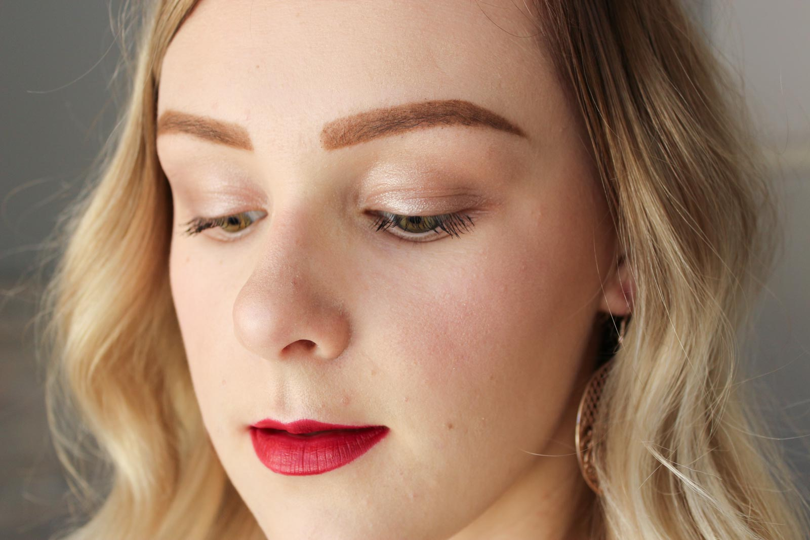 The Festive Makeup Menu | Cate Renée