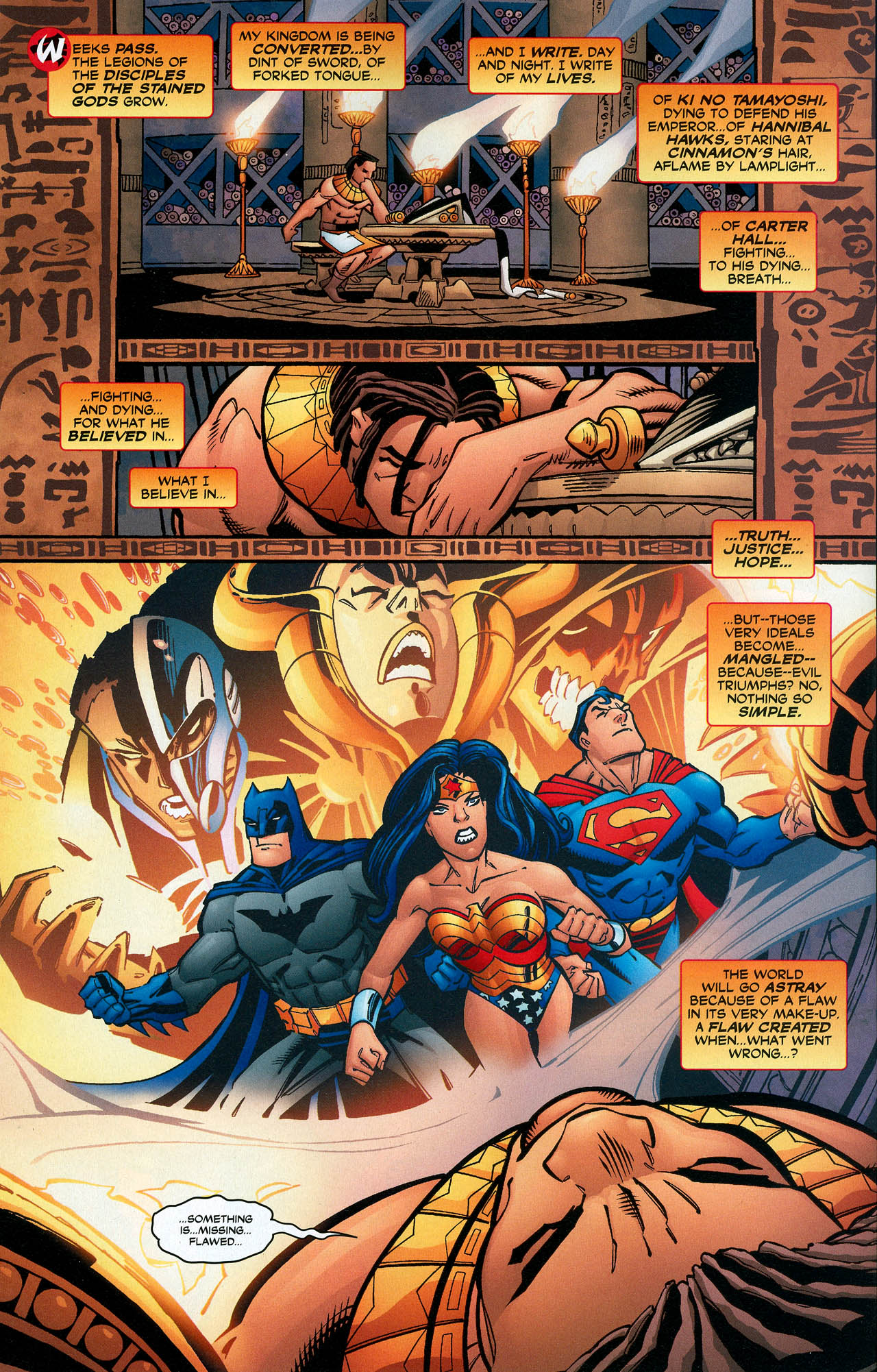 Read online Trinity (2008) comic -  Issue #22 - 9
