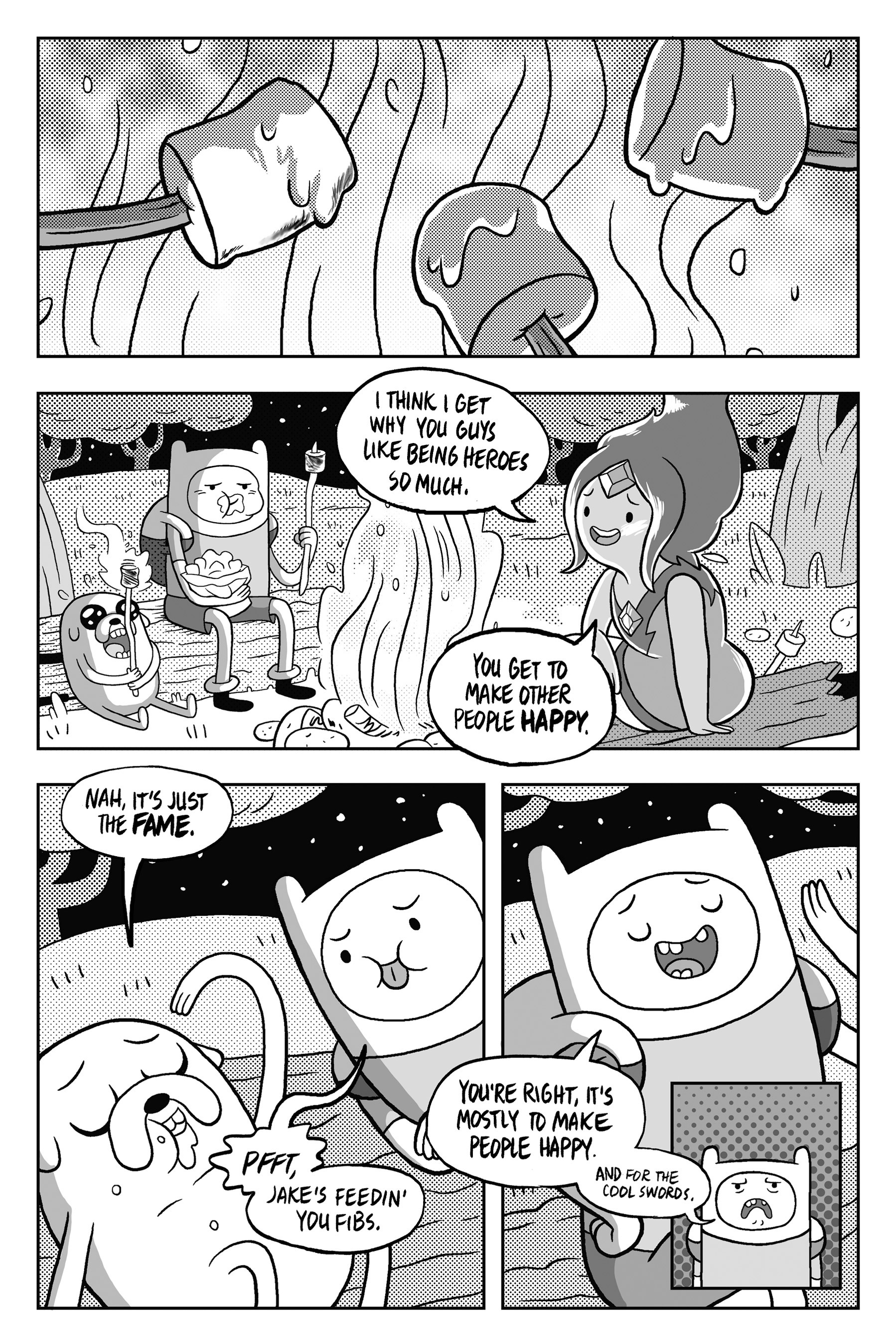 Read online Adventure Time with Fionna & Cake comic -  Issue #Adventure Time with Fionna & Cake _TPB 1 - 132