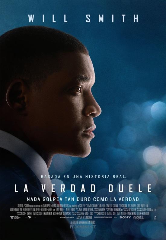LA VERDAD DUELE (CONCUSSION), ESTRENO EL 12 DE FEBRERO