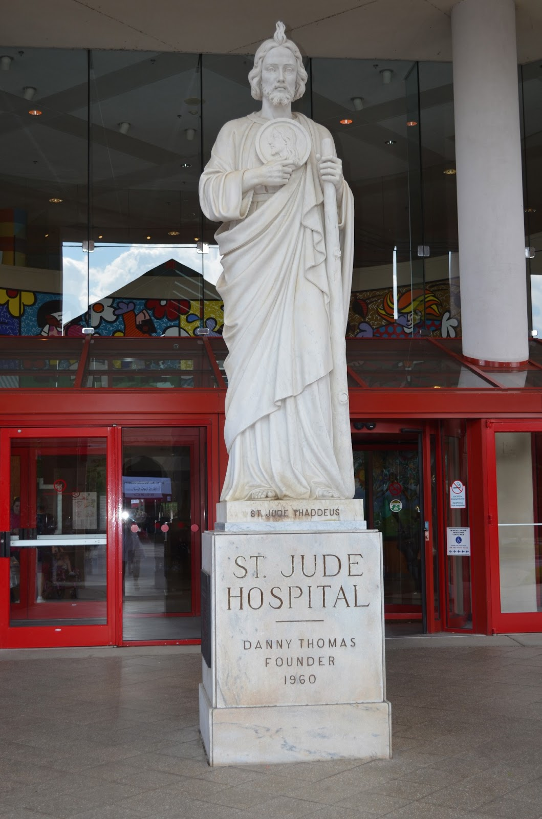 Lisa Mende Design: St Jude Hospital ~ A Place of Miracles ...