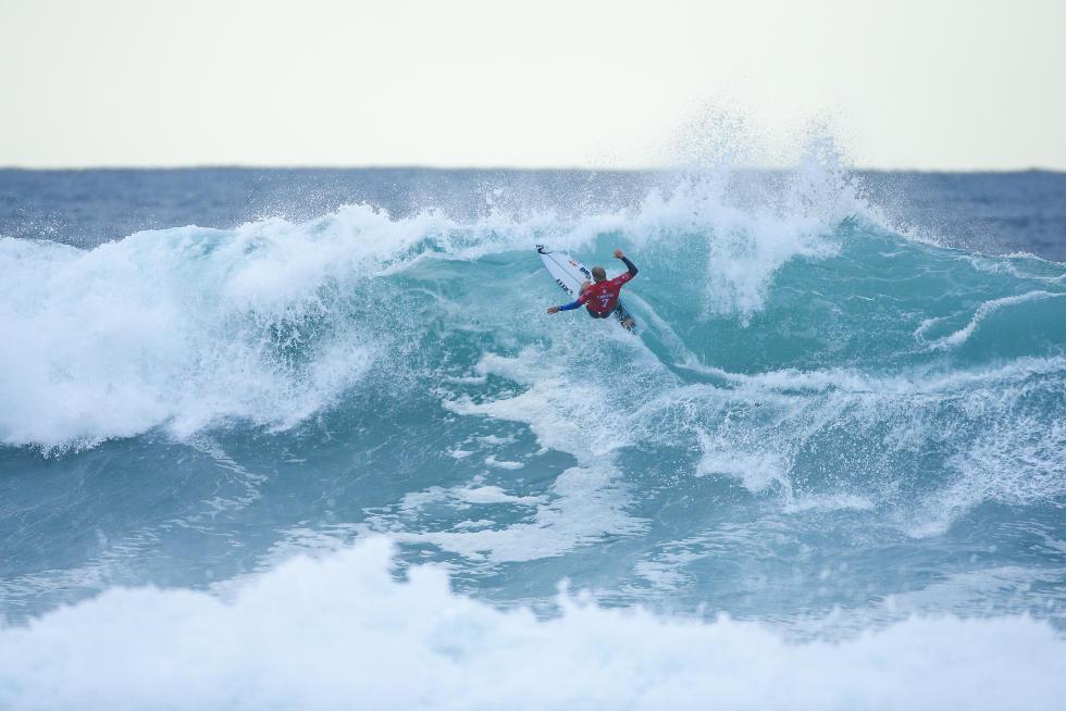 39 Mick Fanning Rip Curl Pro Bells Beach Foto WSL Ed Sloane