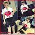 SPC232K54 Kiss Me Bhn Blouse Atasan Wanita | BMGShop