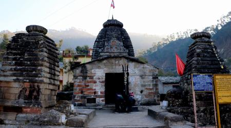 यहां स्थित है दुनिया का एकमात्र राहू मंदिर | World's Only one Rahu Temple
