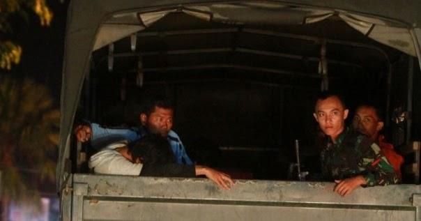 Penumpang Kapal Pingsan saat Dokumen Gafatar Bawaannya