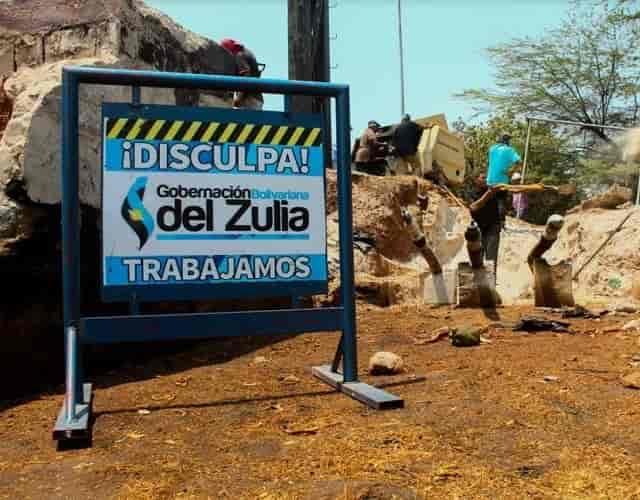 Gobernación del Zulia recuperó cable de 230 KV e incorporó 300 MW al Sistema Eléctrico