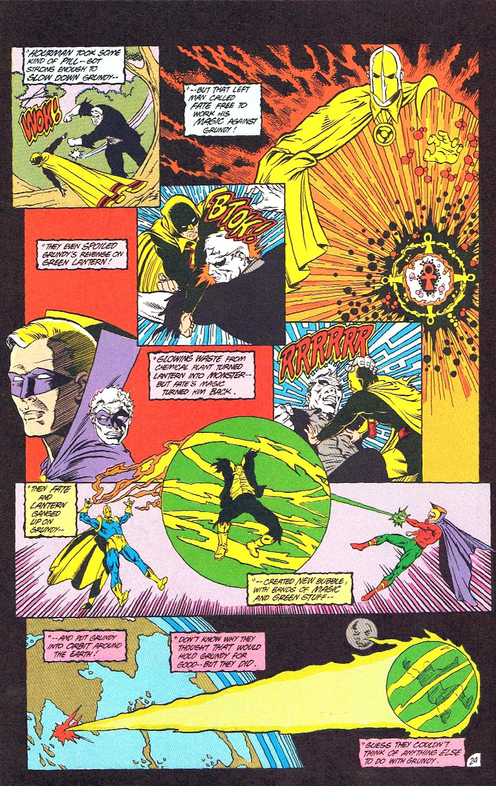 Infinity Inc. (1984) issue 39 - Page 26