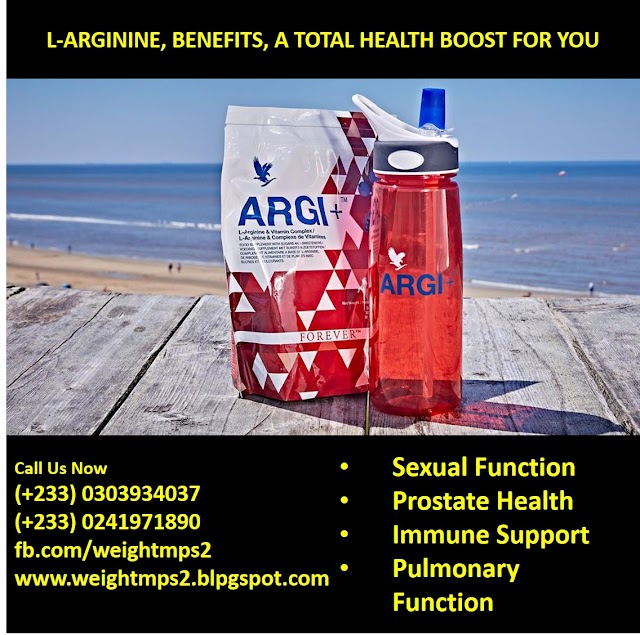 Forever ARGI+®, Benefits and where to Buy in Ghana