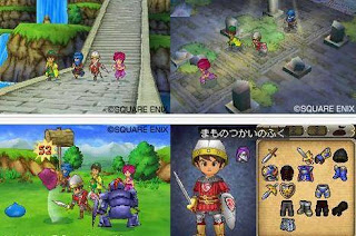dragon quest 4 nds rom
