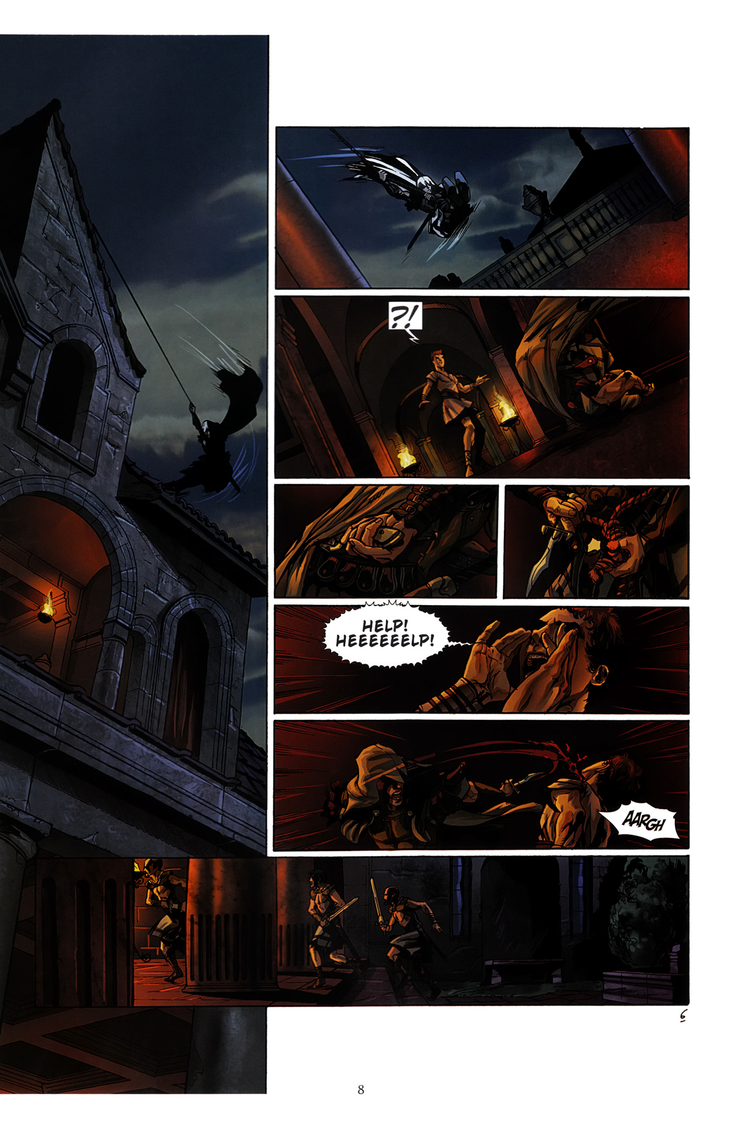 Read online Assassin's Creed (2012) comic -  Issue #3 - 12