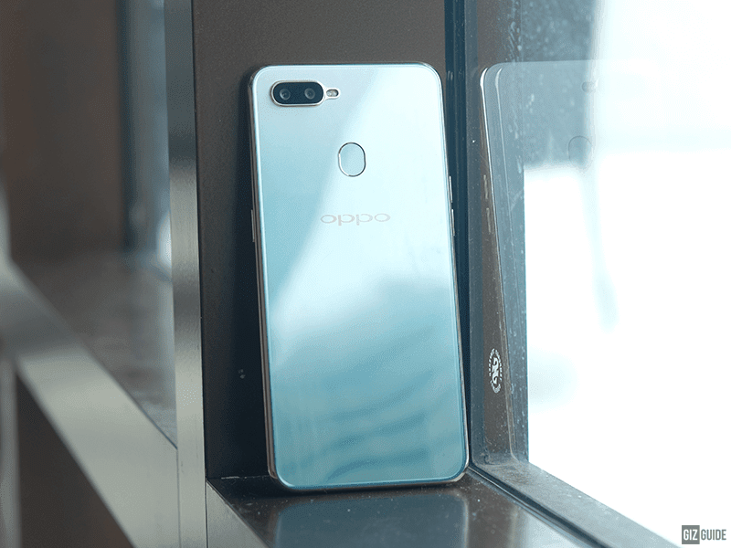 OPPO F9 Jade Green launched in the Philippines!