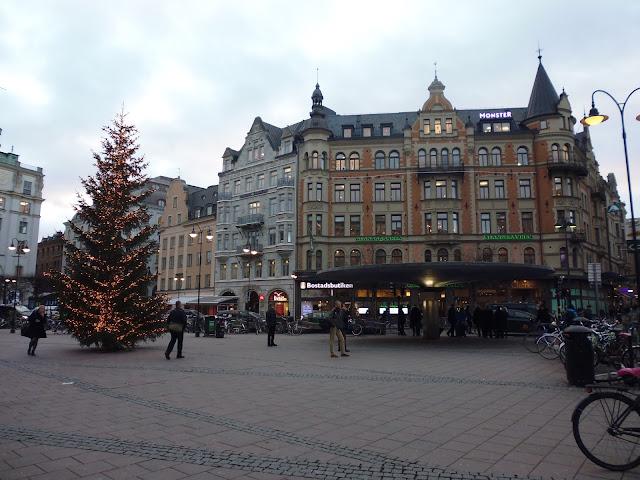 Plaza Stureplan (Estocolmo) (@mibaulviajero)