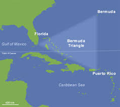 What is Bermuda Triangle and what's the mystery behind it ?