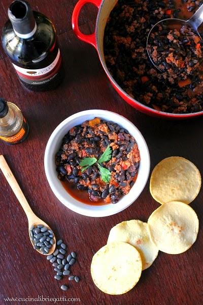 chili con carne macinata ricetta messicana