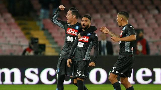 Jelang Liga Champions: Napoli Mencoba Lolos dari Lubang Jarum