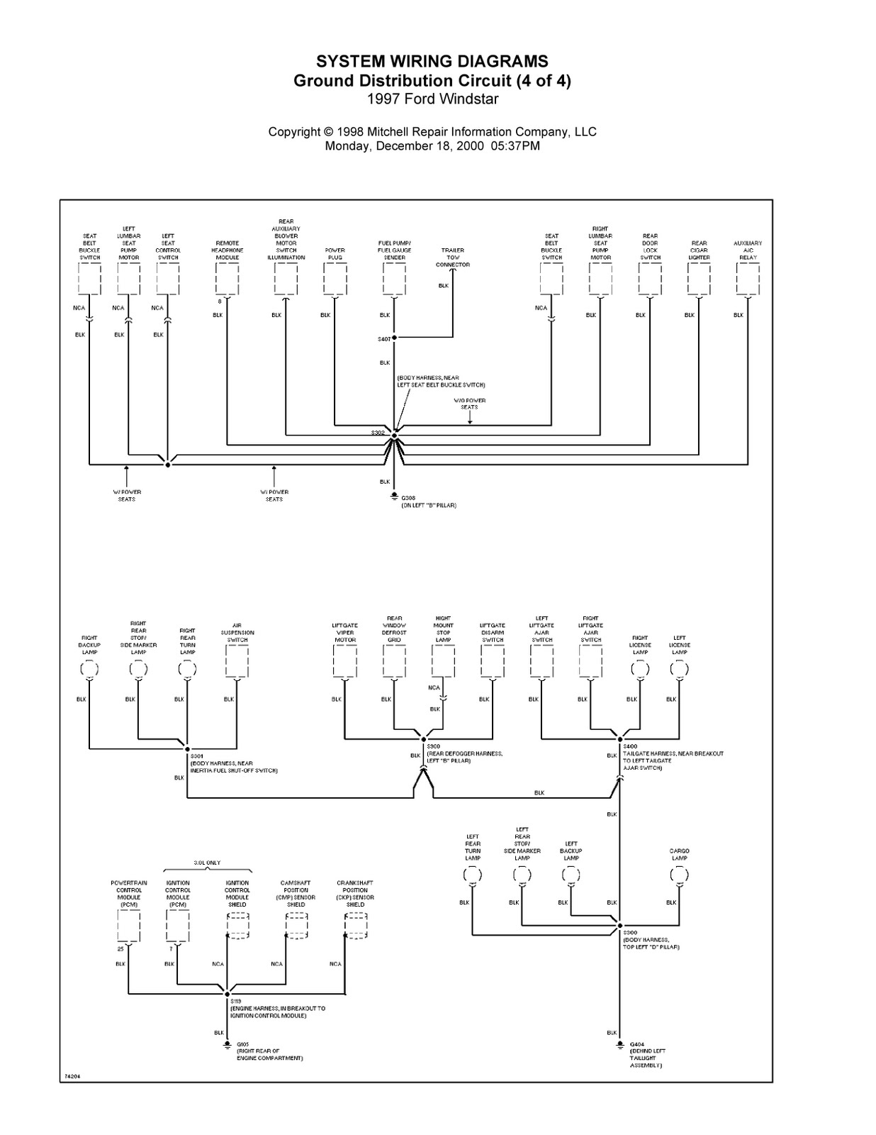 2001 Ford Windstar Radio Wiring Diagram Of Residential House 2000 3 8 Engine Exploded View Free