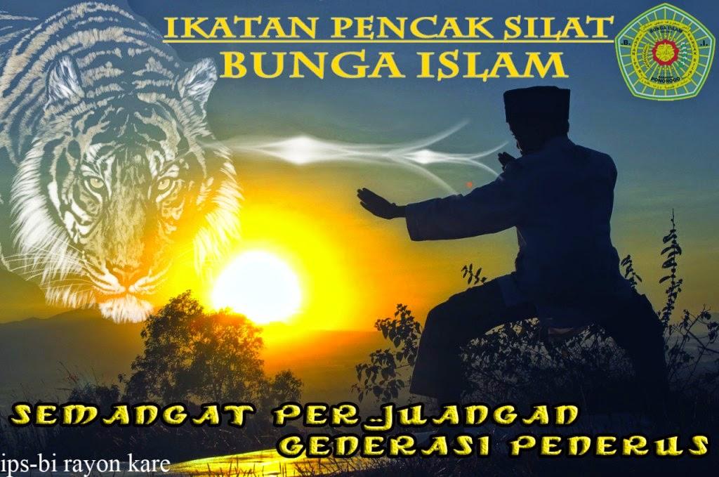 Bunga Islam Rayon Kare Madiun Animasi Gambar Ips Bi