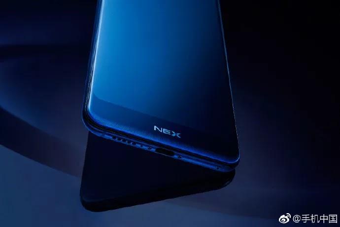 Vivo NEX 5G smartphone based on Qualcomm Snapdragon 855 SoC