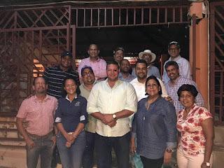 ELEAZAR SIERRA PRESENTA PLANCHA PARA PRESIDIR EL CLUB DE CABALLISTAS DE SAN CRISTOBAL (CABASAN)
