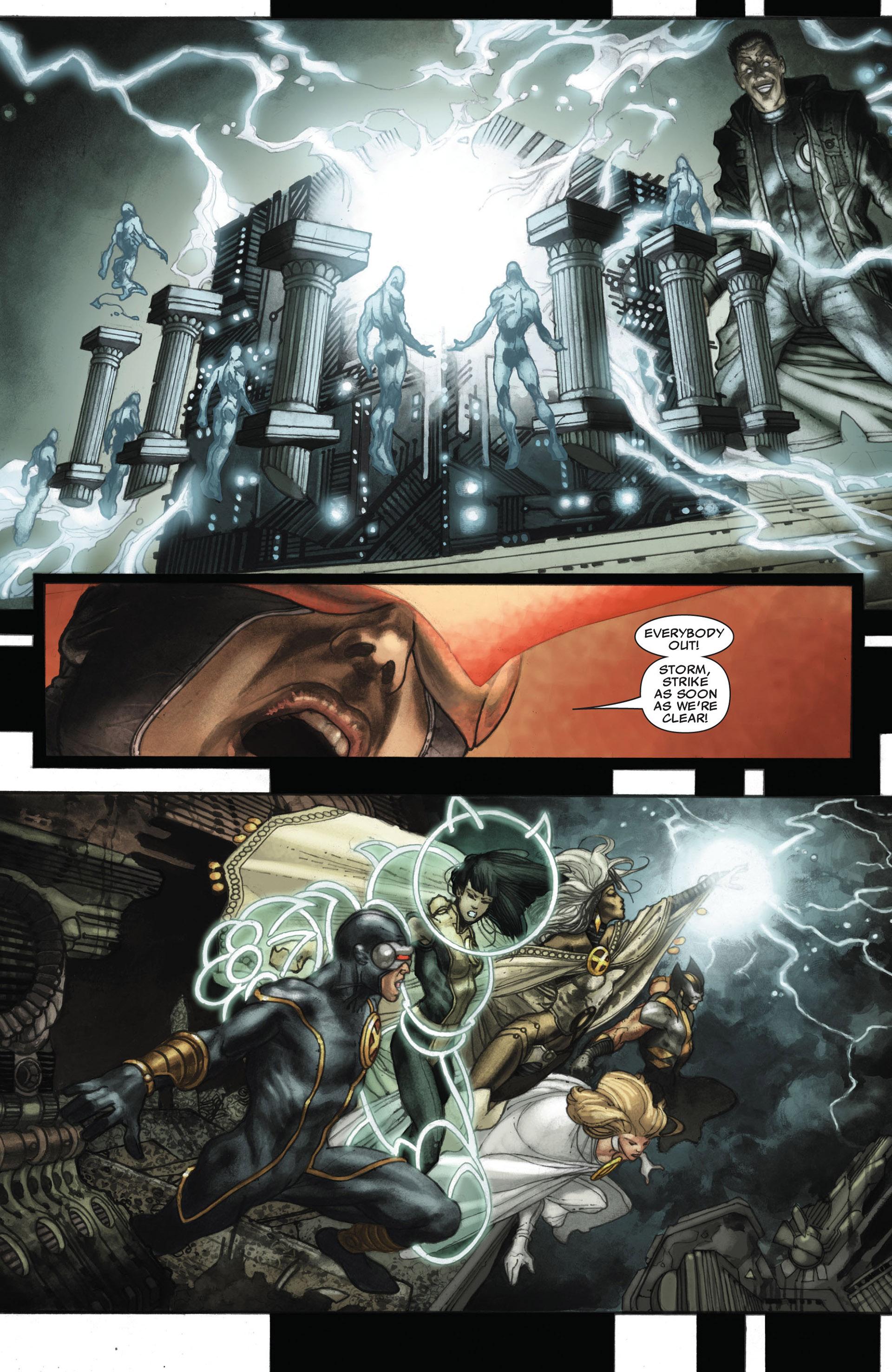 Read online Astonishing X-Men (2004) comic -  Issue #26 - 16
