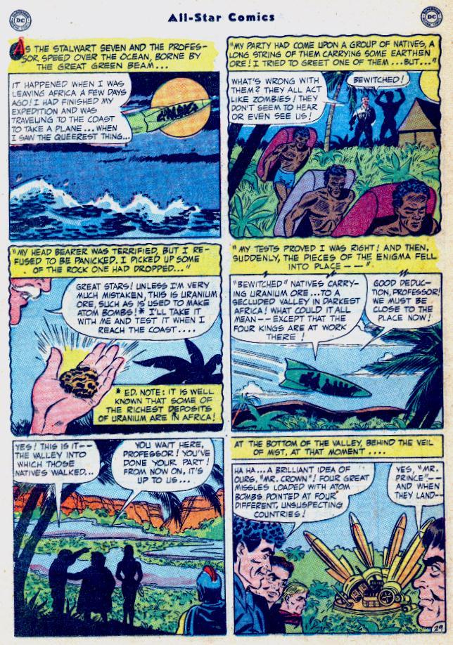 Read online All-Star Comics comic -  Issue #52 - 33
