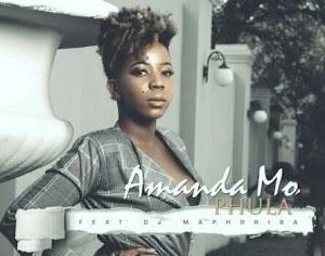 Download Mp3   Amanda Mo ft DJ Maphorisa - Phula