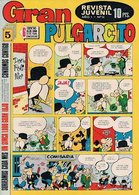 Don Polillo, Gran Pulgarcito nº 14 (28 de abril de 1969)