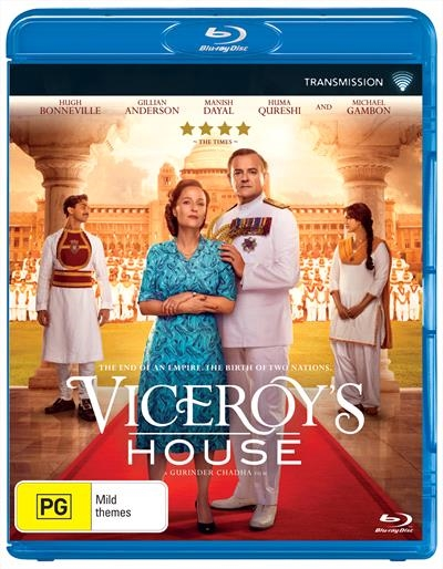 Viceroy's House 2017 1080p Bluray H264 AAC-RARBG