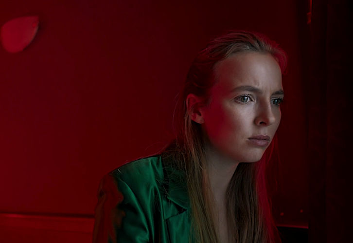 Performer Of The Year - Staff Choice Most Outstanding Performer of 2019 - Jodie Comer
