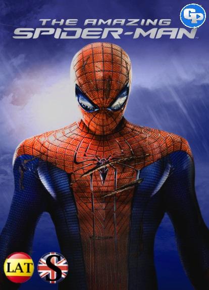 El Sorprendente Hombre Araña (2012) HD 720P LATINO/INGLES