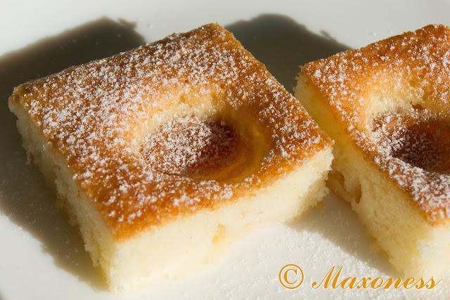 Пирог с абрикосами «Золотые глазки»