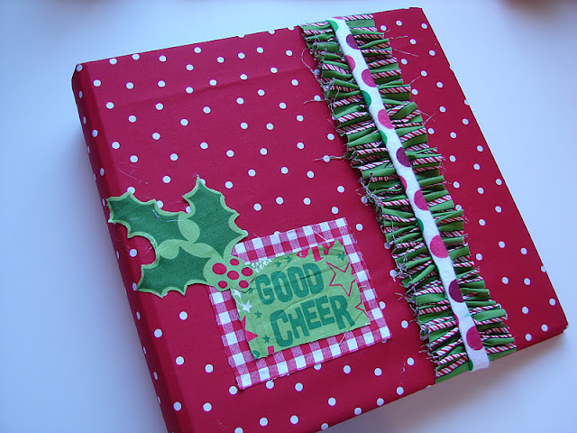 DIY book of Christmas Stories for Advent Calendar