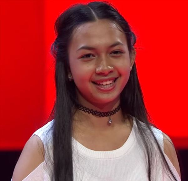 elen Peserta The Voice Kids Indonesia 12 Oktober 2017