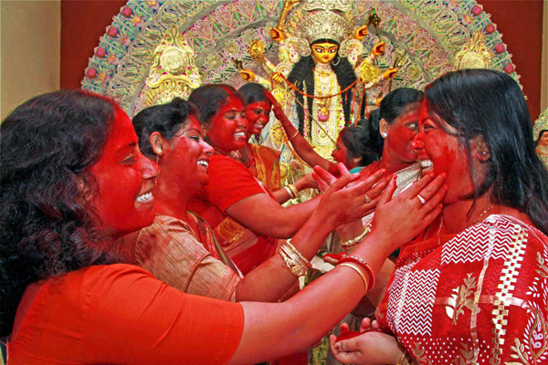 Durga Puja West Bengal