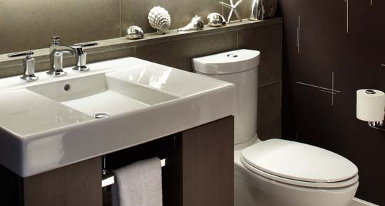 Contemporary Bathroom Gallery From Kohler Exotic House