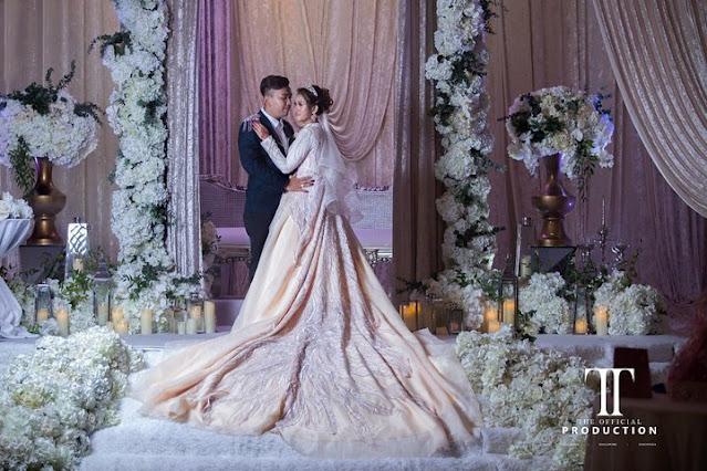 Kahwin Di Usia Muda, Siti Jamumall Mendapat Tajaan Perkahwinan Hampir RM500 Ribu !