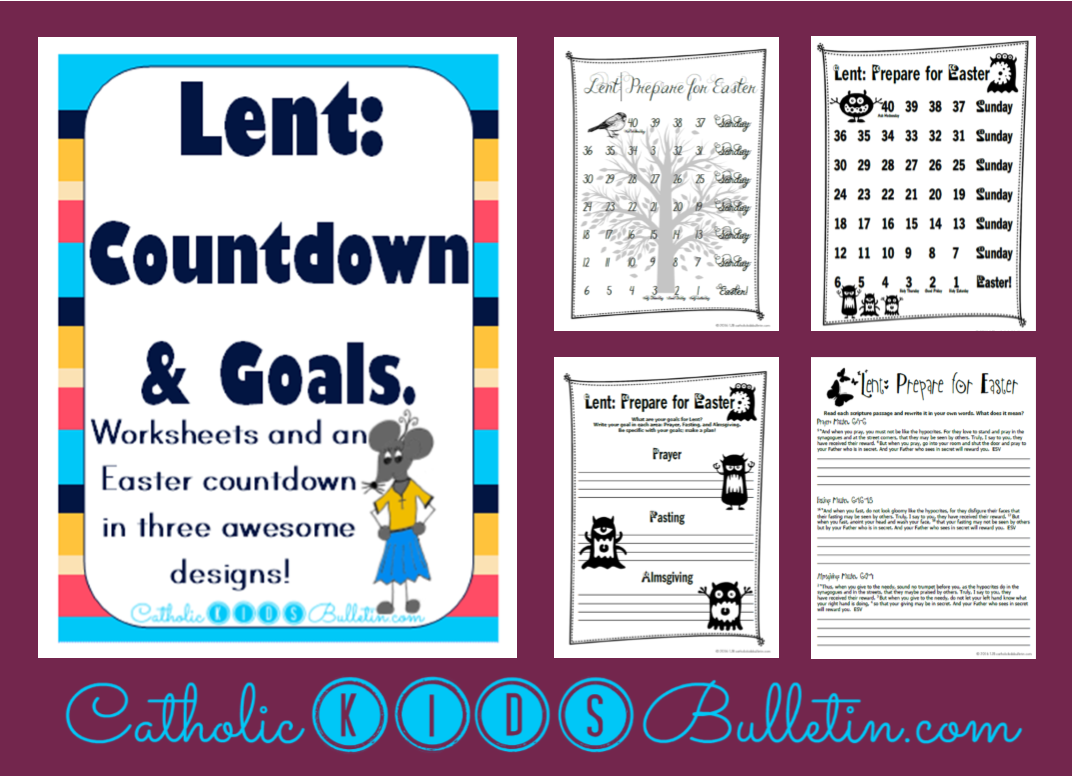 Catholic Kids March Catholic Kids Bulletin