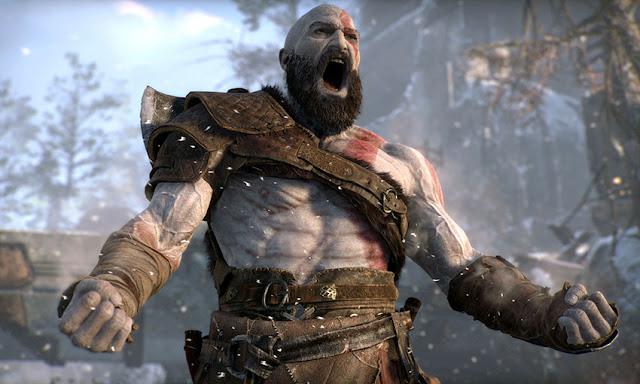الكشف عن الحجم النهائي للعبة God of War على جهاز بلايستيشن 4 …