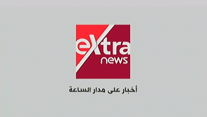 eXtra news - Nilesat 7W - Frequence Tv