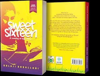 JAMB's 2019/20 English Novel, Bolaji Abdullahi's Sweet Sixteen: Background, Summary, Style, Setting,Themes and Characters