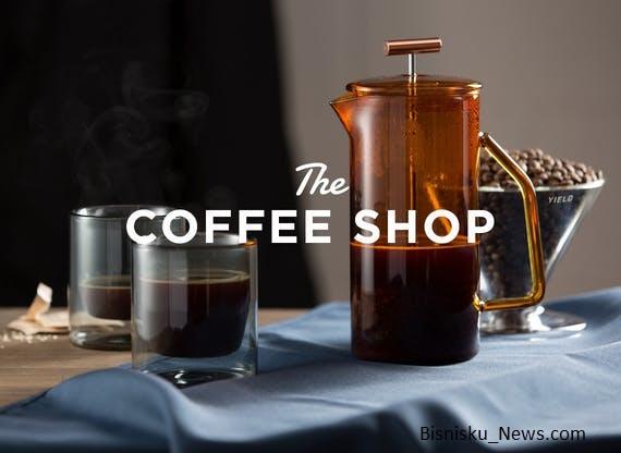 Peluang Usaha Coffee Shop