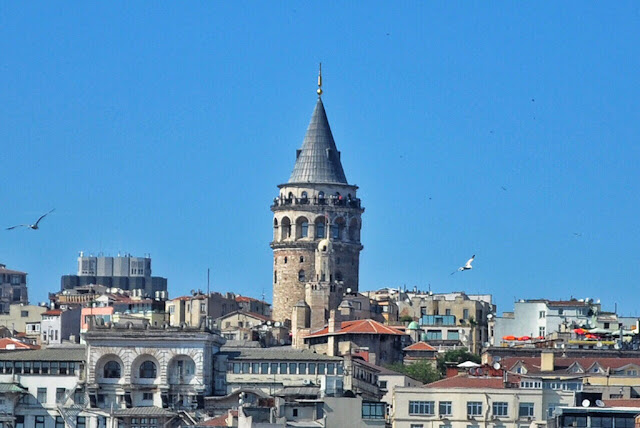 galata tower istanbul travel blog