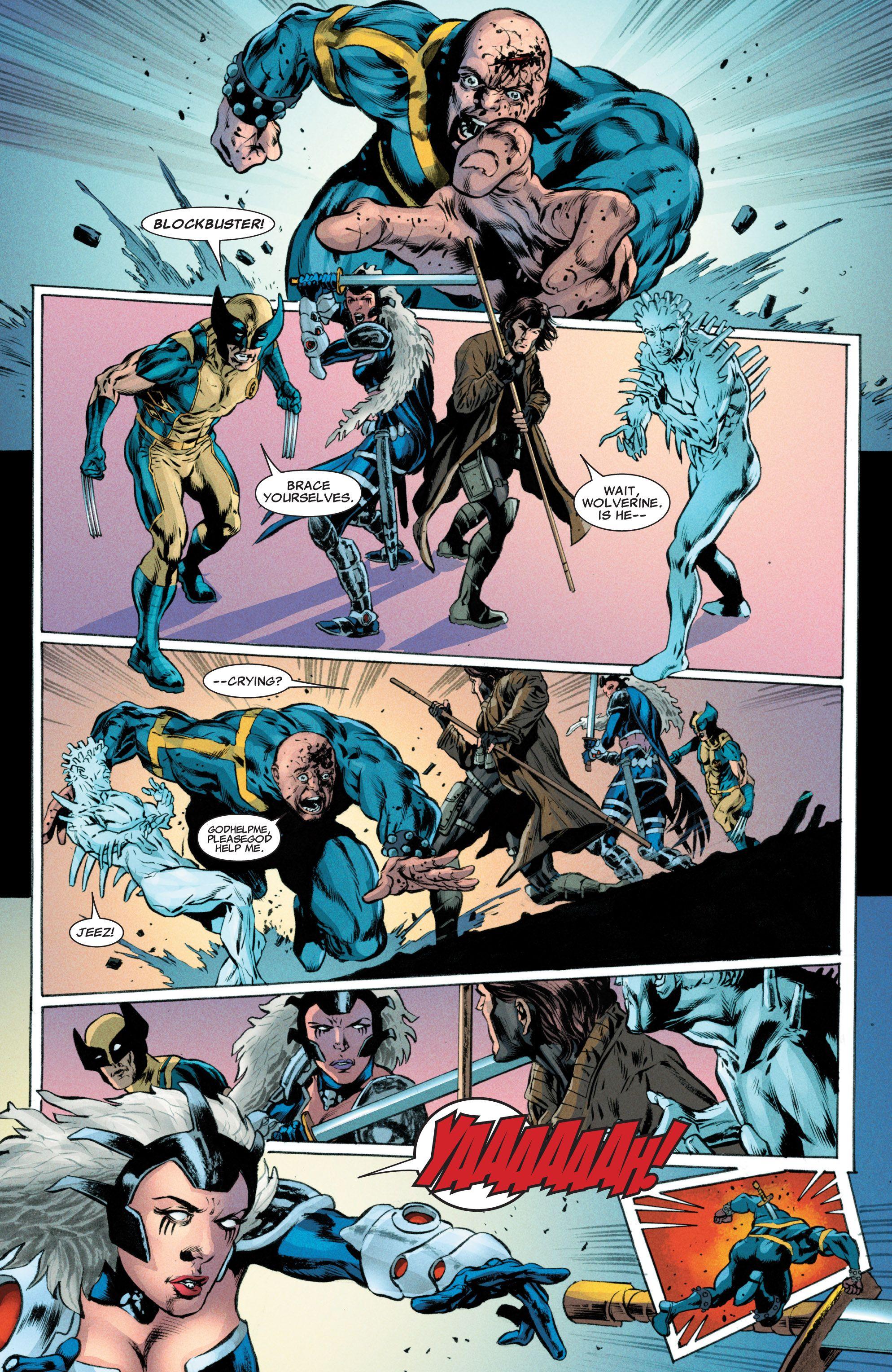 Read online Astonishing X-Men (2004) comic -  Issue #50 - 14