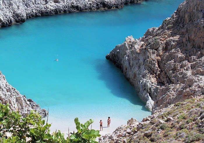 Grekland Semester Hotell Och Lagenheter 10 Vackraste Strander Pa