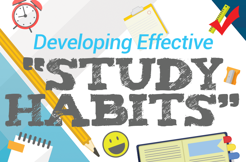 study skills graphic