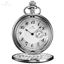 Koleksi Jam Saku Antik (Antique Pocket Watch)