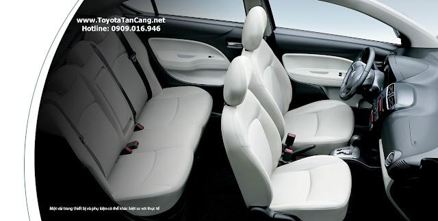 Toyota Vios, Mitsubishi Attrage và Nissan Sunny