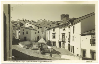 OLD PHOTOS / Fonte da Vila, Castelo de Vide, Portugal