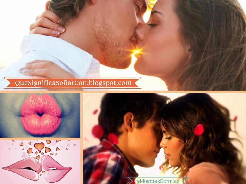 KISSES QUE SIGNIFICA SOÑAR QUE ME ROBAN UN BESO