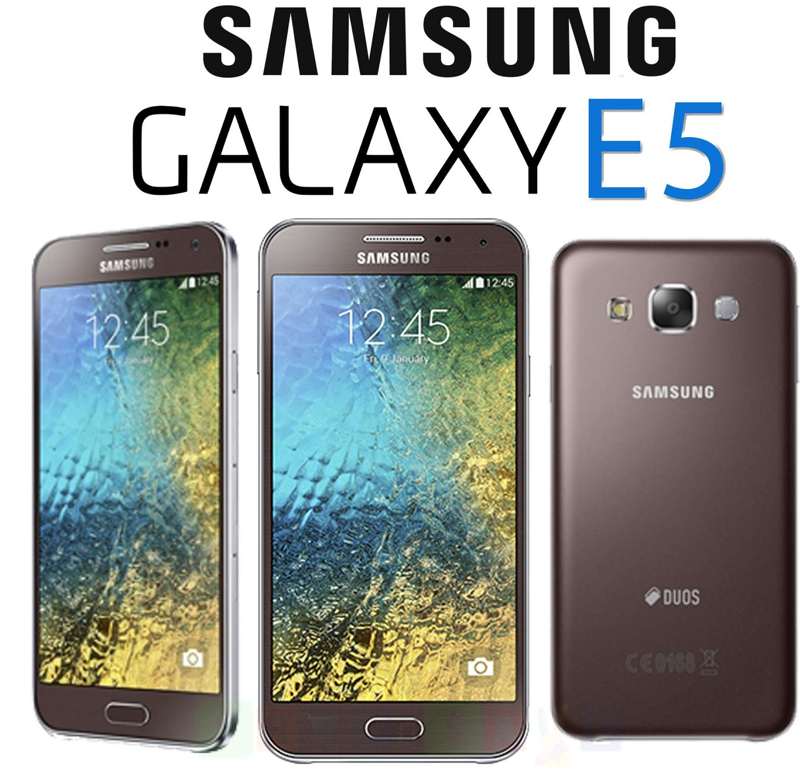 Spesifikasi HP Samsug Galaxy E5 Terbaru